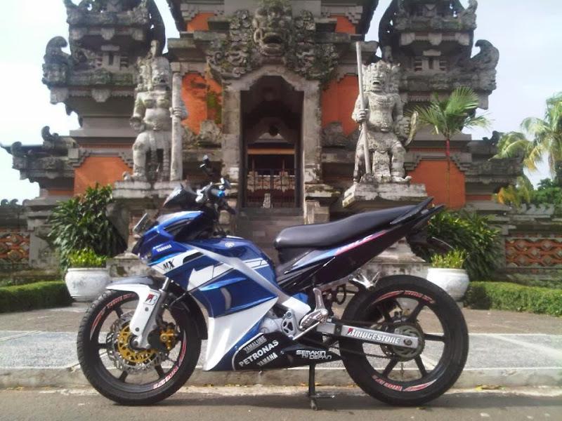 kali ini mengenai Gambar Modifikasi Motor Yamaha New Jupiter MX  title=