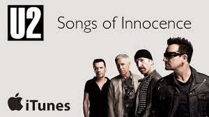 U2 Songs of Innocence image