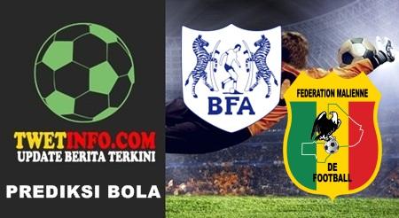 Prediksi Botswana vs Mali