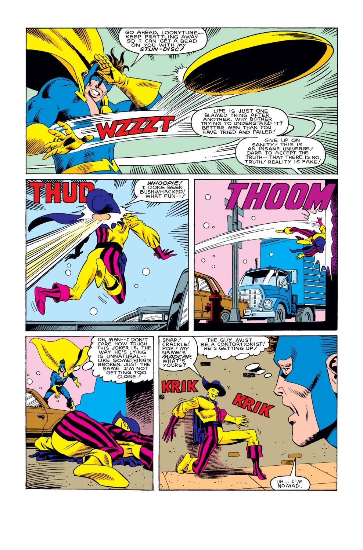 Captain America (1968) Issue #307 #235 - English 15