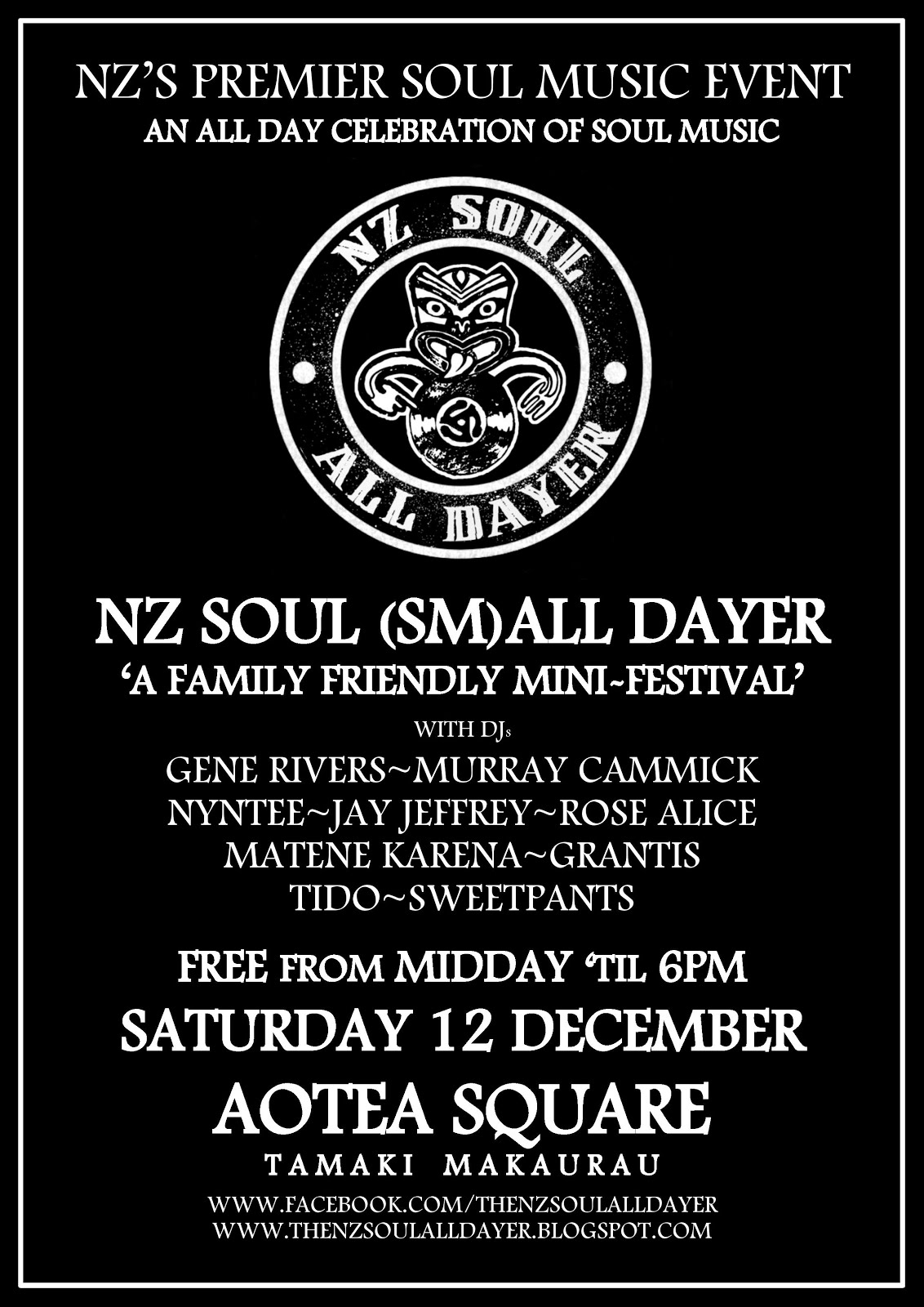 NZ Soul (Sm)All Dayer 2015