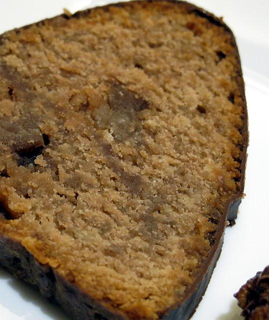 Salon de thé Le plongeoir - Hermès - Cake au marron