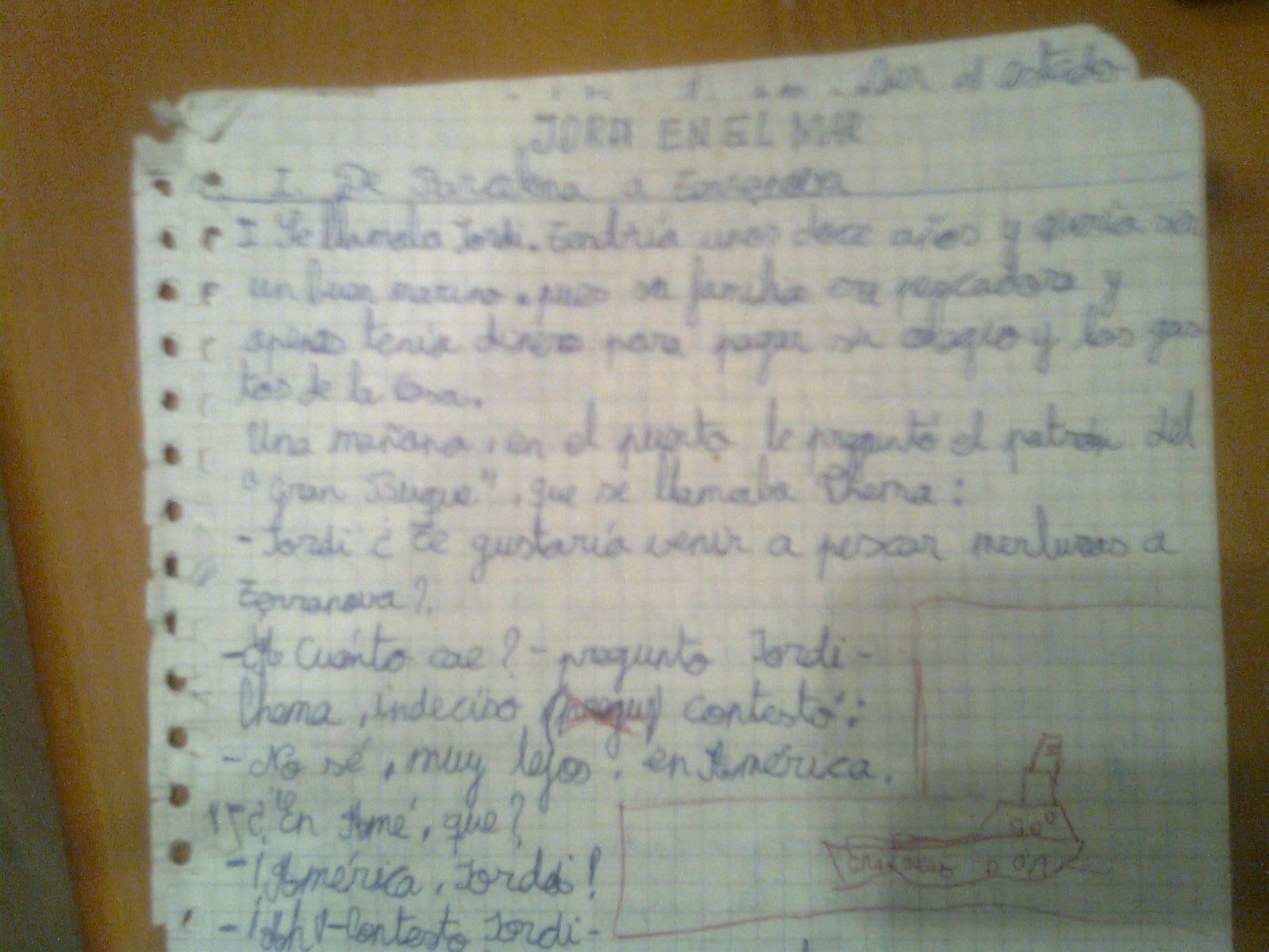 related to carta a una abuela fallecida