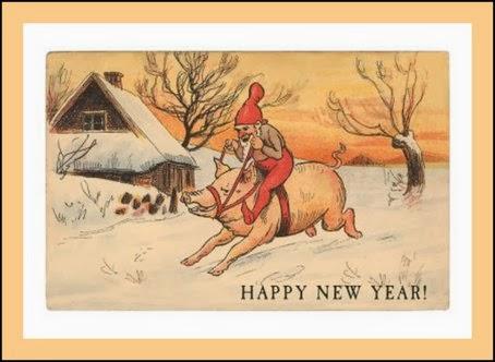 Eating Black Eyed Peas On New Years Eve