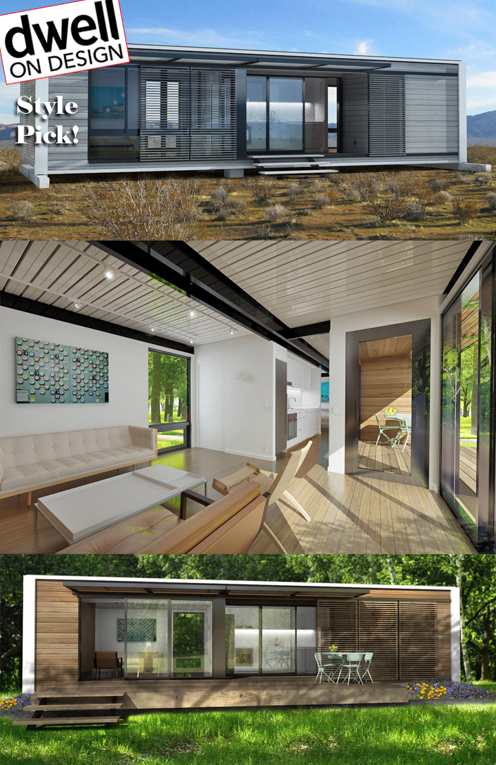 Studio of style dwell on design report 2 getting for Dwell house plans