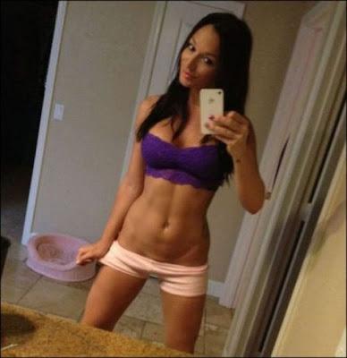 fitness girls selfies Sexy