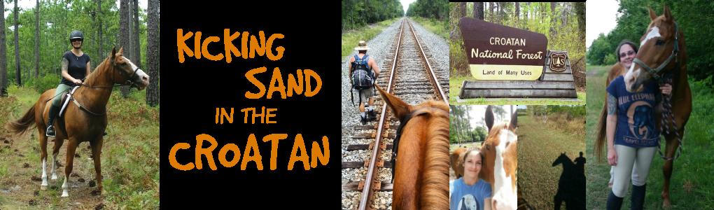 Kickin' Sand in the Croatan