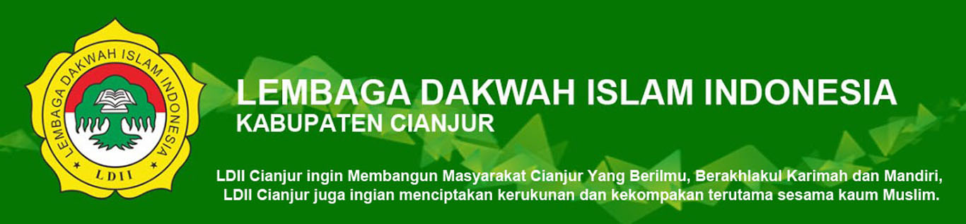 Artikel-Official Blog of LDII Cianjur