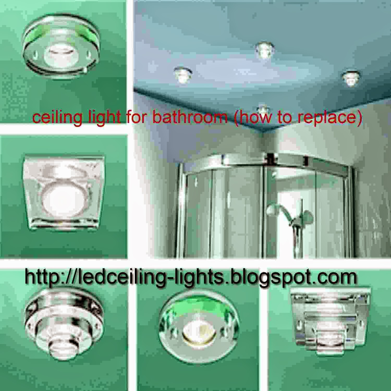 ceiling light for bathroom
