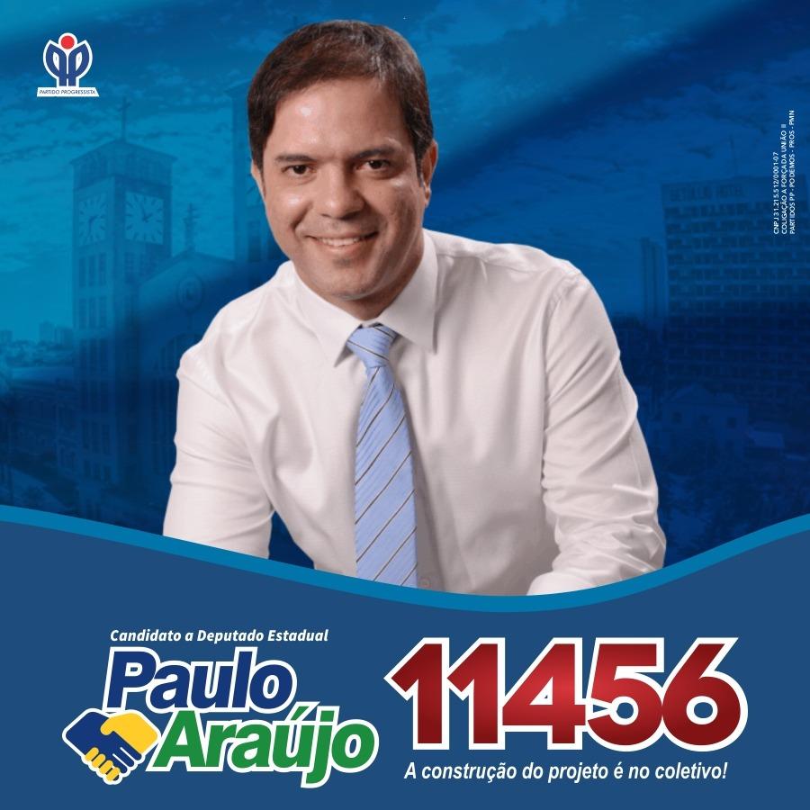 Deputado Estadual Paulo Araújo