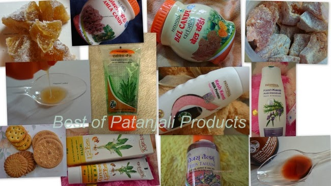 best patanjali products