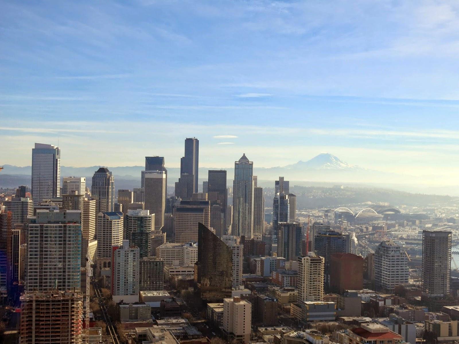 Ruta lanera en Seattle