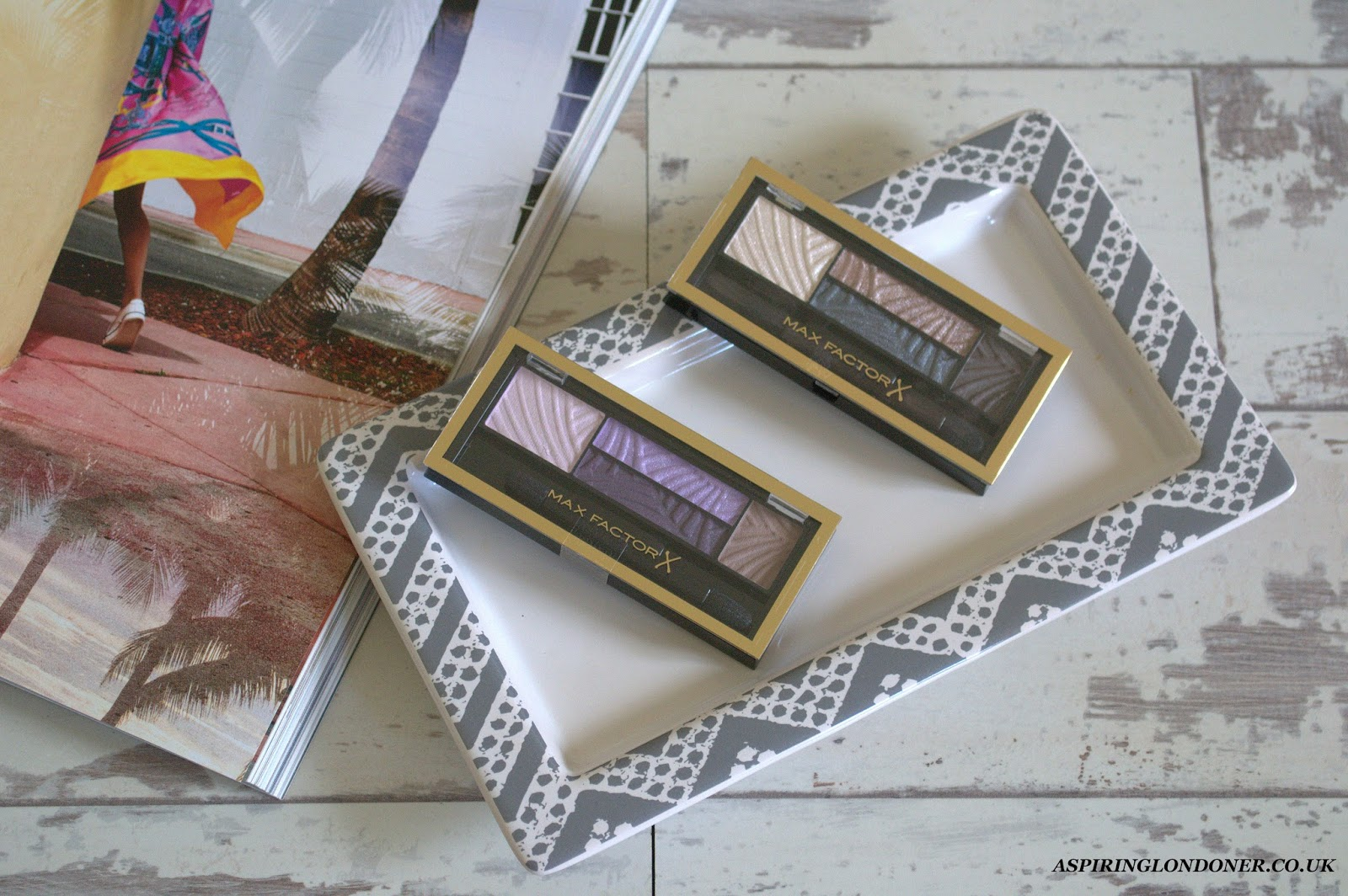 Max Factor Smokey Eye Drama Kits Review - Aspiring Londoner
