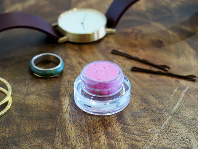 No Plastic and Zero Waste Hibiscus Lip Cream