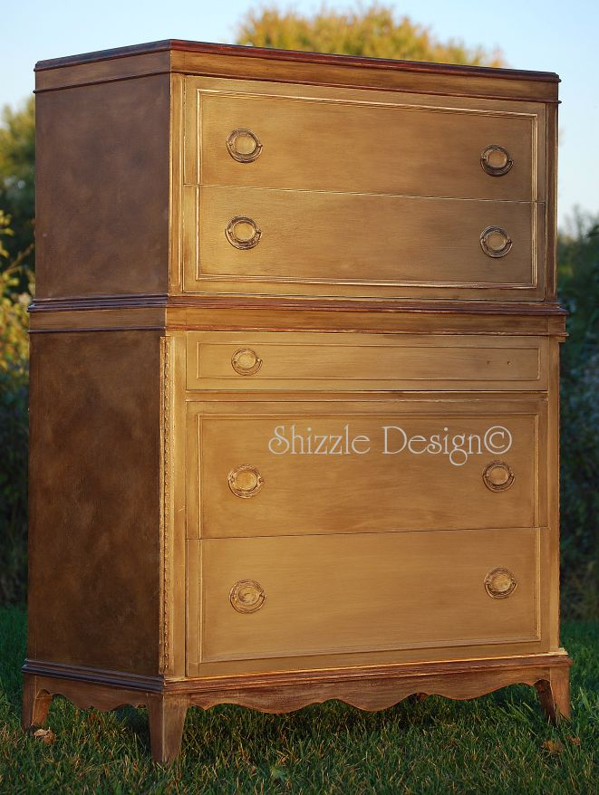 Shizzle Design More Painted Furniture Reno S