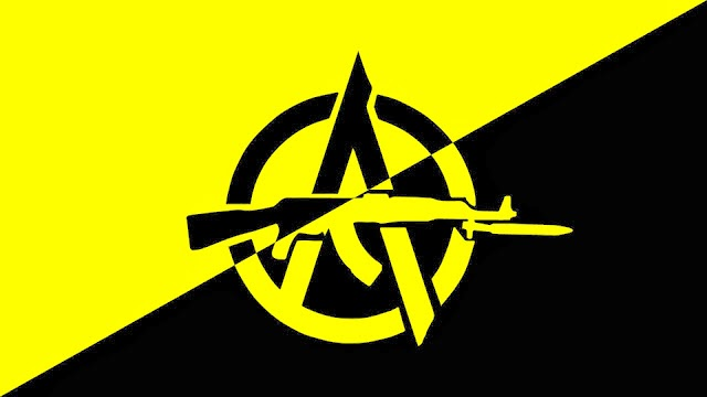 You might  be an Anarcho-capitalist