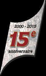 15e anniversaire du RFR