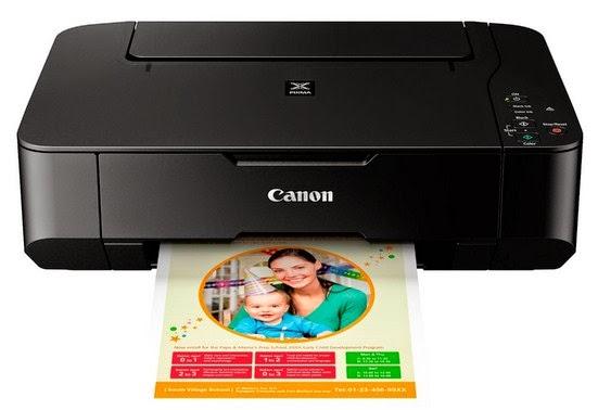 Canon PIXMA mp237 Resetter Download