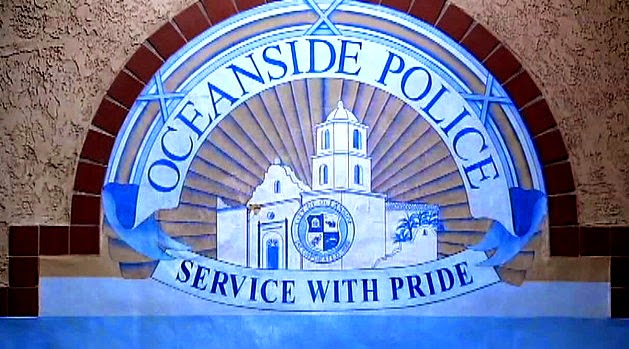 Oceanside Police Dept unusual suspects at www.tanyourhideinoceanside.com