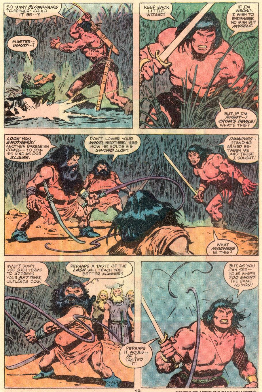 Conan the Barbarian (1970) Issue #109 #121 - English 13