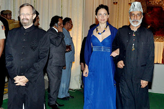 Saif-Kareena's wedding reception in Delhi