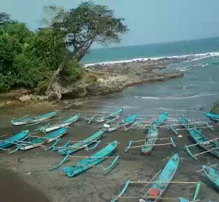 Pelabuhan Jayanti - Cidaun