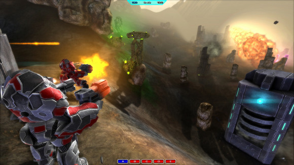 Metal Planet PC Game Screenshot 1 Metal Planet MULTi2 FASiSO
