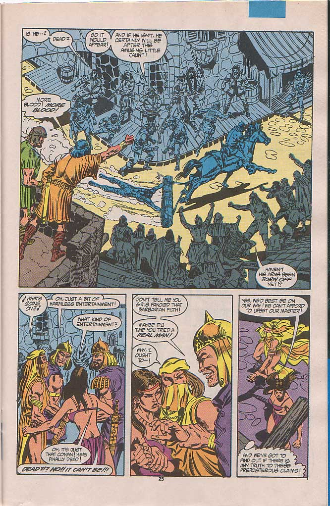 Conan the Barbarian (1970) Issue #238 #250 - English 20