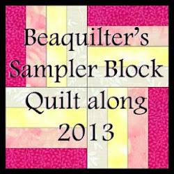 Sampler Quilt-Along