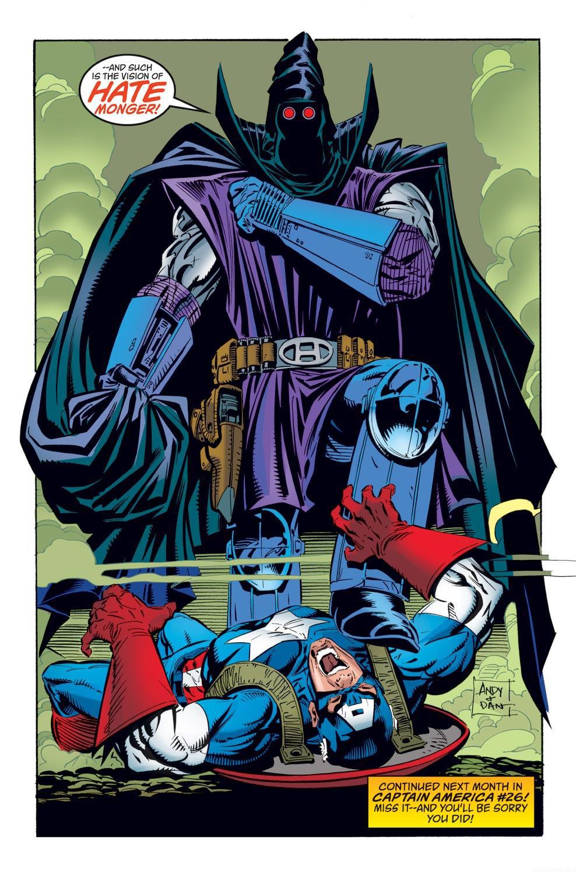 Captain America (1998) Issue #25 #31 - English 39