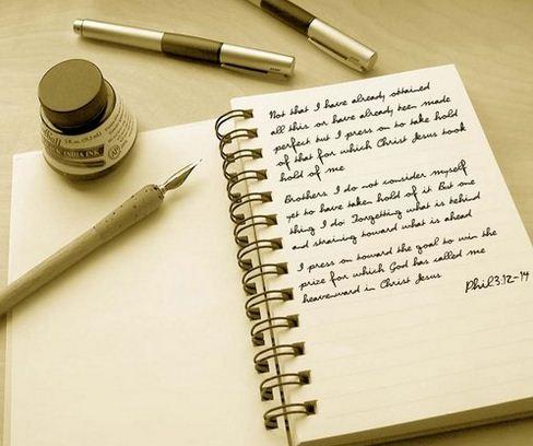Contoh Langkah-langkah Cara Menulis dan Membuat Puisi ...