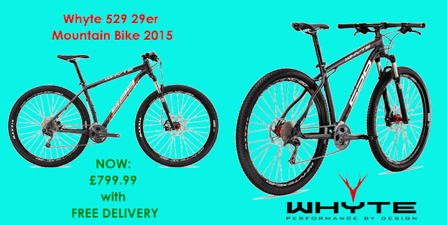 2015 Mountain Bike: Whyte 529 29er