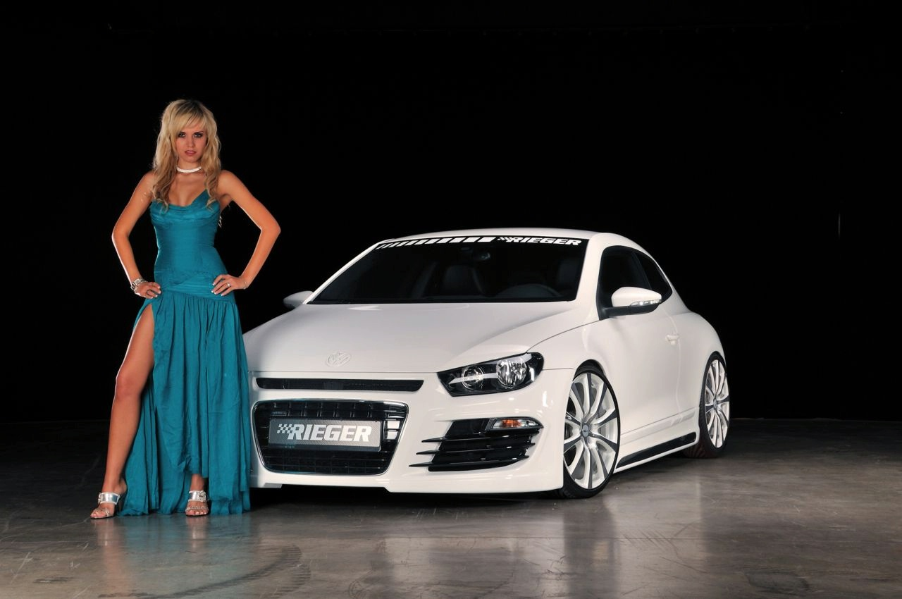 Beauty beautiful girls with cars