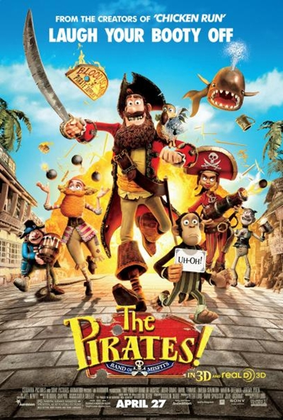 The Pirates Band of Misfits BRRip Español Latino Descargar 2012 1 Link