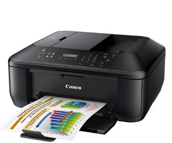 Canon PIXMA MX377 Driver Printer Download