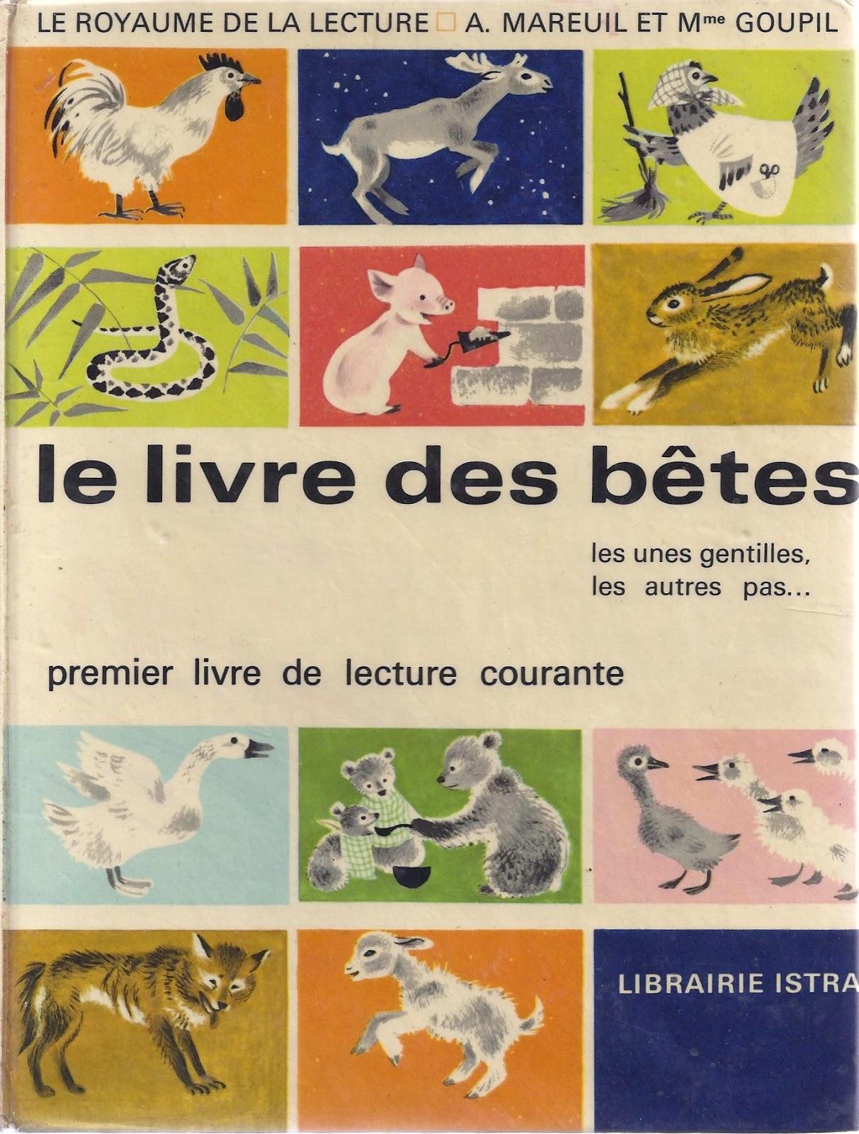 Manuels anciens mareuil goupil le livre des b tes for Le livre de