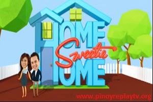Home Sweetie Home January 24 2015