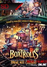 Assistir Filme Os Boxtrolls Dublado Online