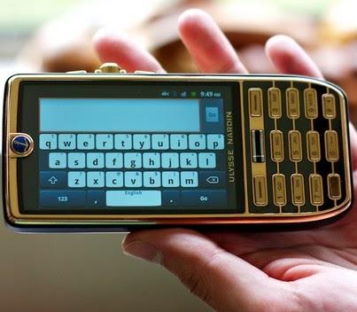 Tiga Smartphone Termahal Di Dunia