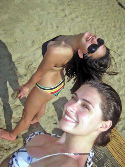 pauleen luna beach bikini pics 04