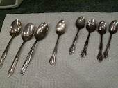 Spoons from Penny Lane