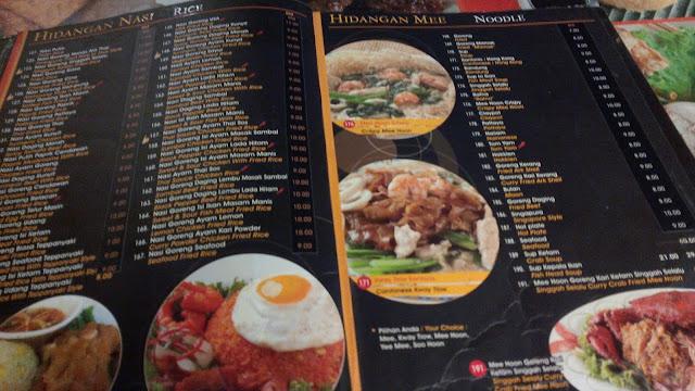 Tempat Makan Malam Best Di Johor Bharu