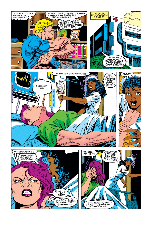 Captain America (1968) Issue #422 #372 - English 16