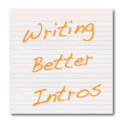 writing good introductions essays Get an answer for 'how do i write the introduction to a personal essay this personal essay, in the body, contains traits, activities, abilities, interests, and my.