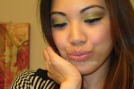 nicki minaj super bass album. nicki minaj makeup styles.