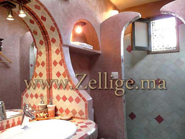 Des salles du bain en zellige marocain ( hammam ) 2013 - hammam ...