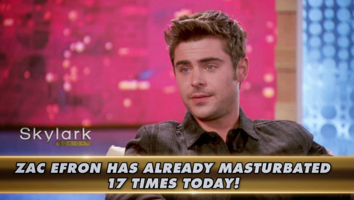 Zac Efron Admits Gay 53