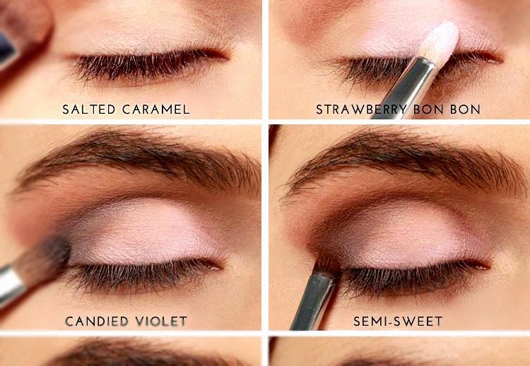 Dual Look Chocolate Bar Makeup Tutorial Tips