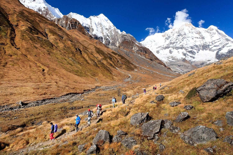 Nepal Mountain Trekking