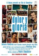Dolor y Gloria parla della creazione artistica, della difficoltà di separarla dalla propria vita...